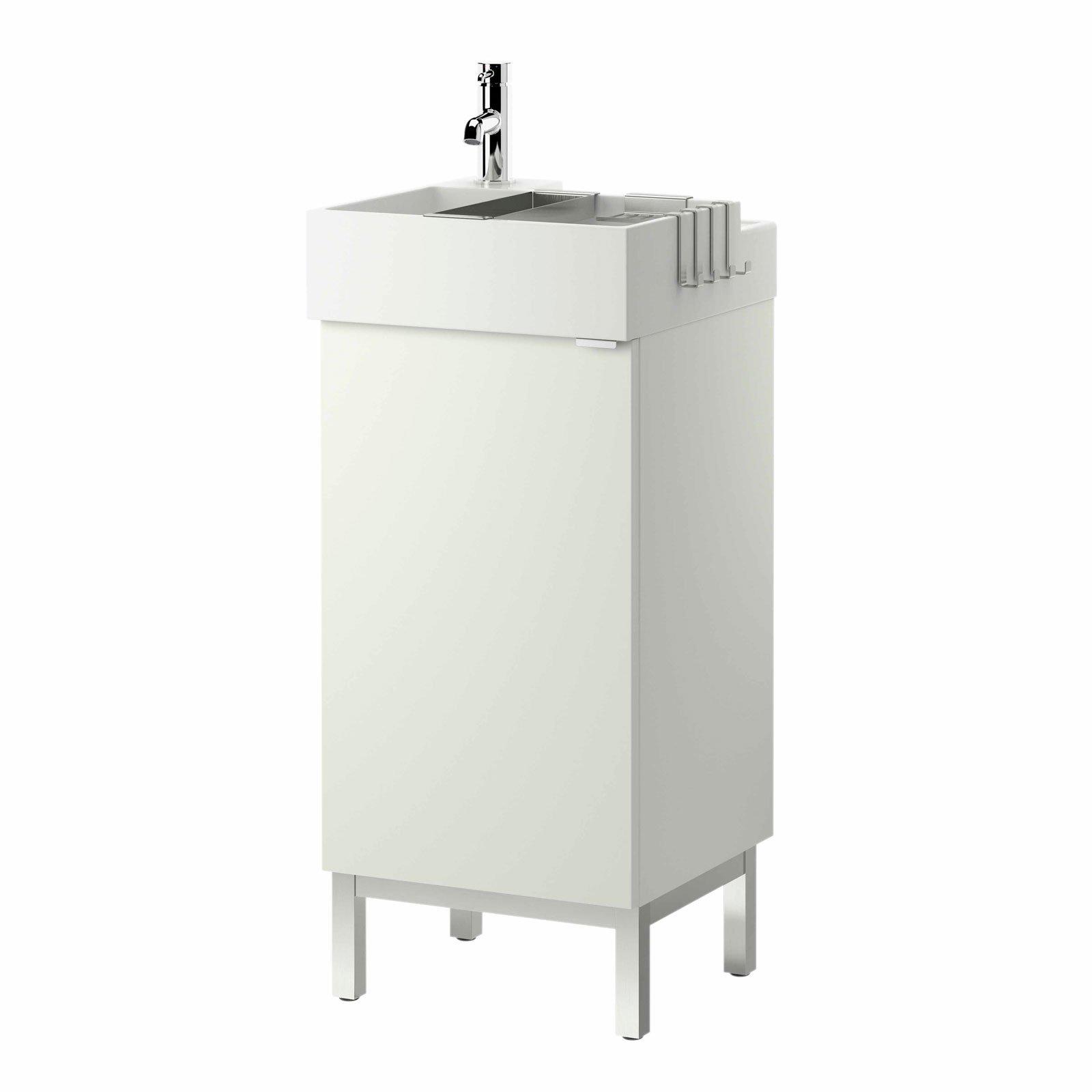 Mobili lavabo piccoli. Per risparmiare centimetri preziosi - Cose ...