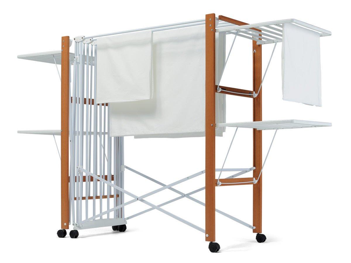 Per bagno o lavanderia soluzioni per stendere in casa for Stendipanni ikea