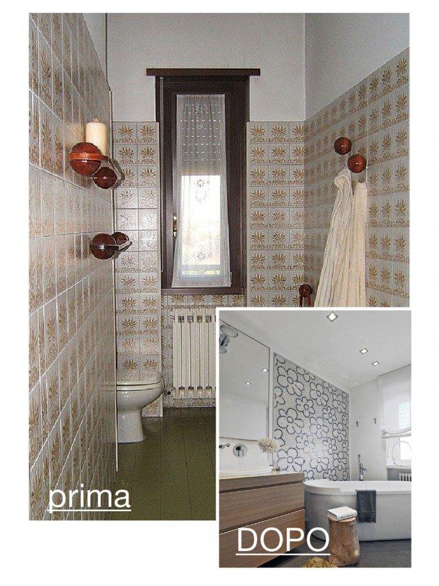 88 mq ottimizzati e ambienti total white - Cose di Casa