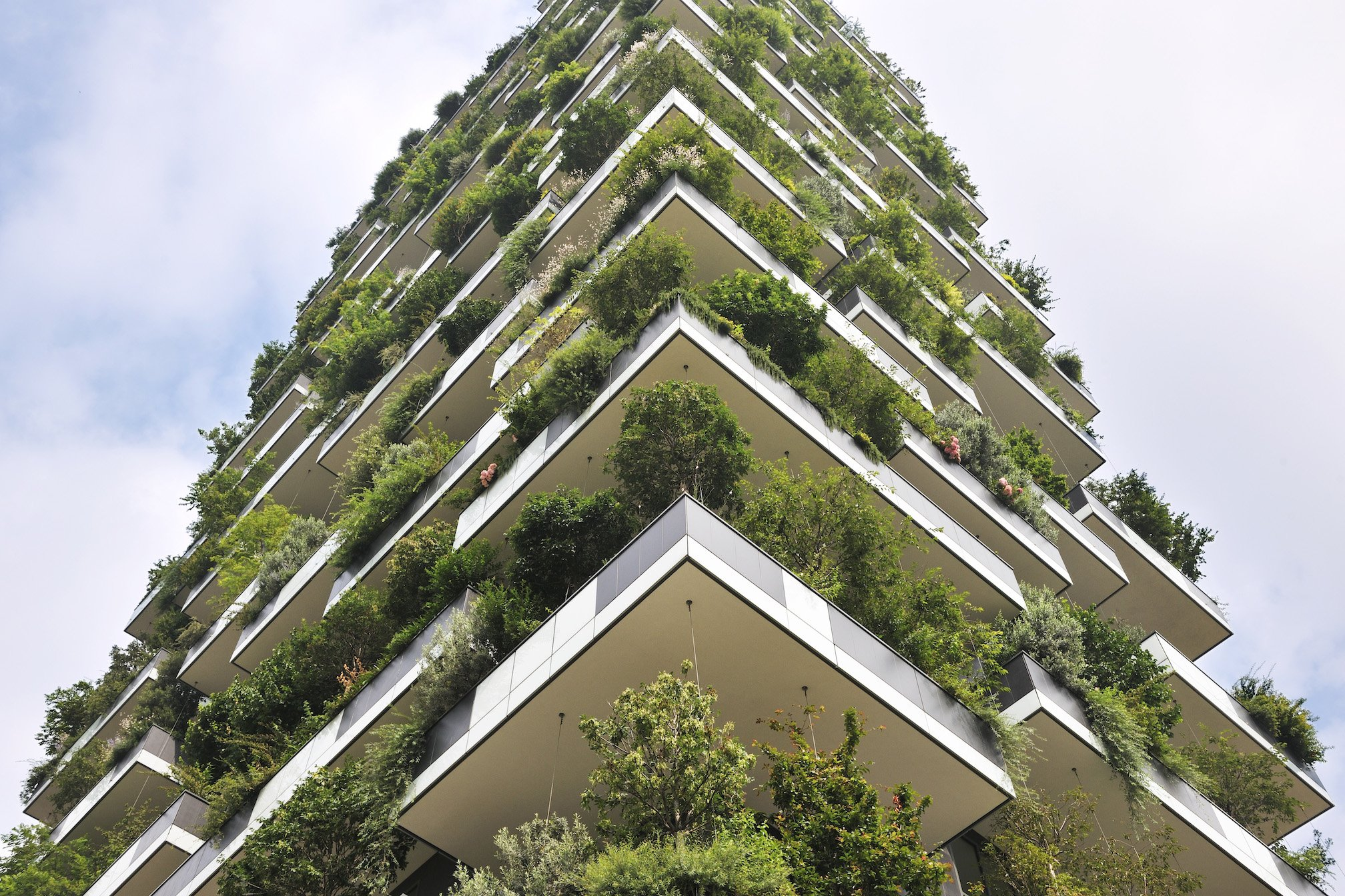 Il bosco verticale di stefano boeri il pi bel for Bosco verticale architetto
