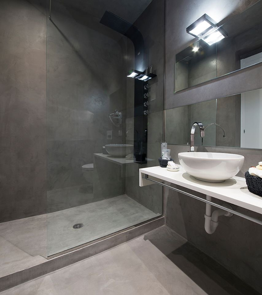 Resine elekta superfici rinnovate senza togliere i vecchi - Resina piastrelle bagno ...