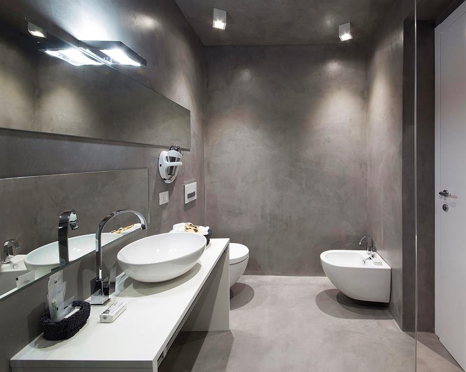 Resine elekta superfici rinnovate senza togliere i vecchi - Pavimenti bagno in resina ...