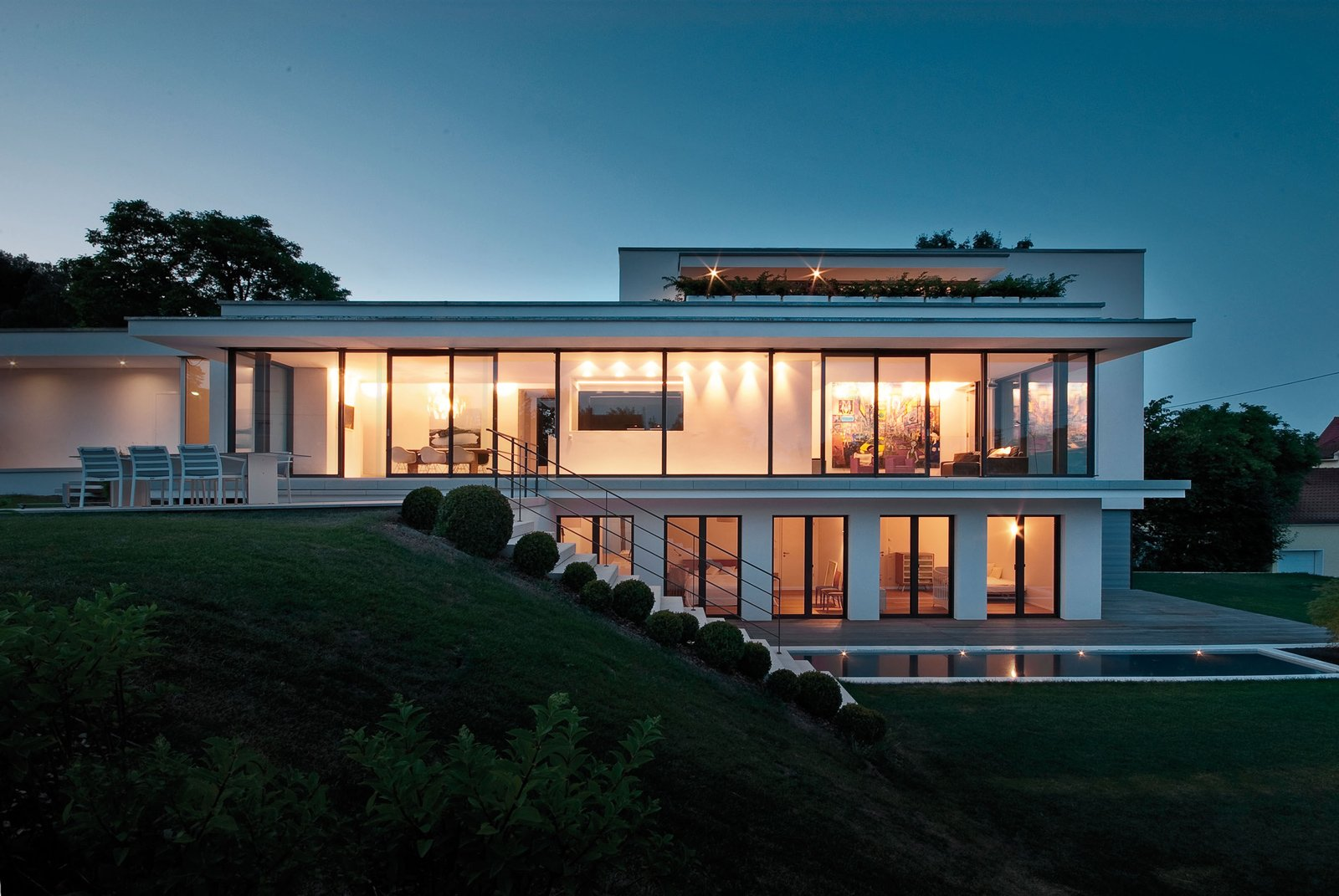 Finstral pareti vetrate vista 01 copia cose di casa for Piccole case efficienti
