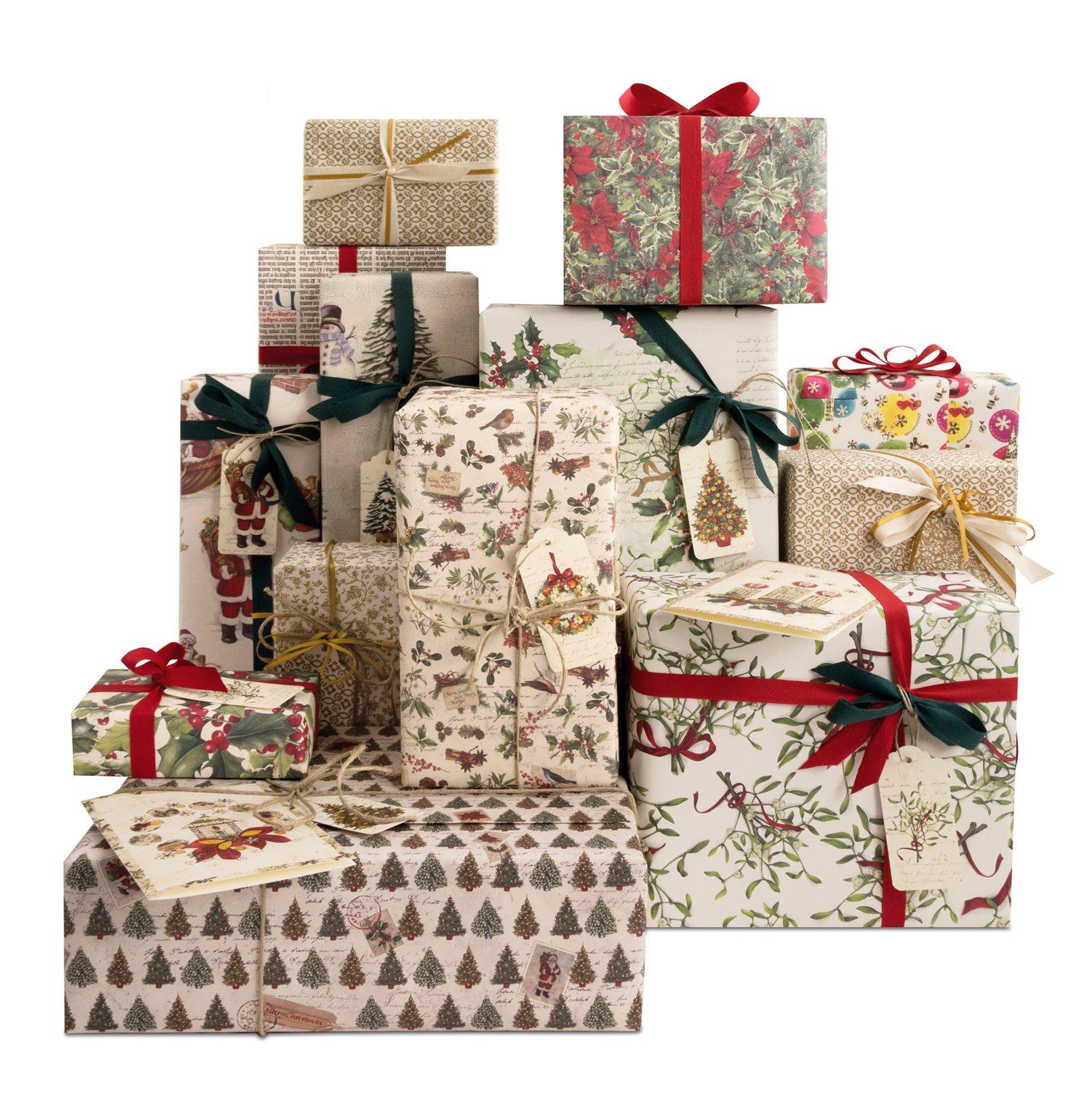 Pacchetti di natale confezionare i regali in modo for Regalo per cognata natale