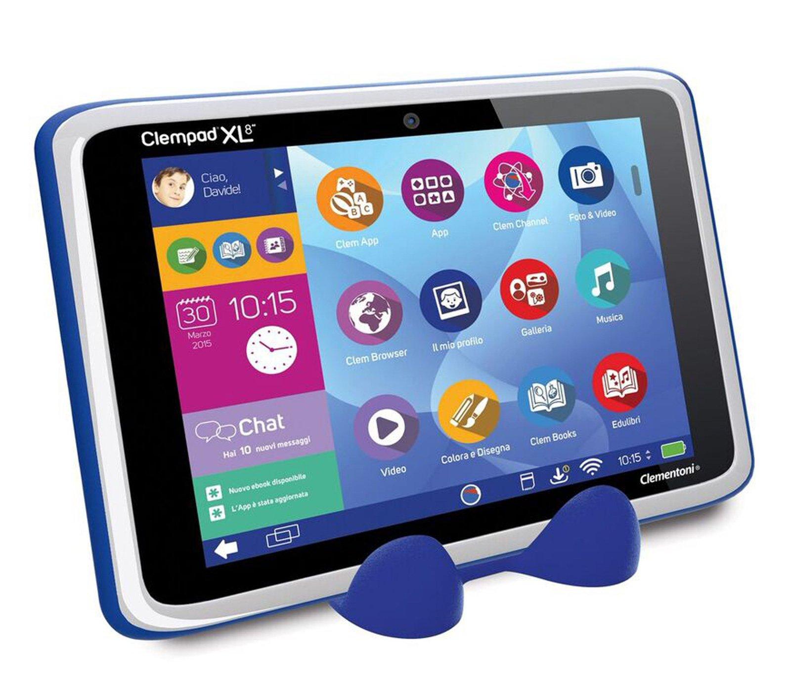 Un Dispositivo Touch Di Ultima Generazione Adatto Ai Bambini Tra I 6 E I 12  Anni.