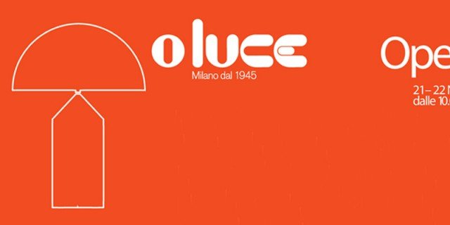 Oluce: Open Days 2015. Vendita speciale