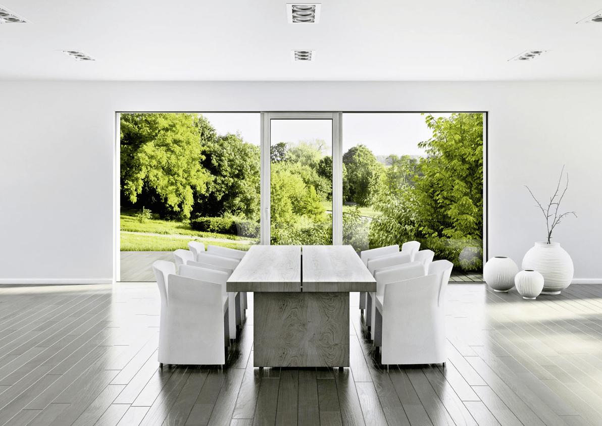Finestre nuove tecnologie per comfort sicurezza e risparmio energetico cose di casa - Moderne fenster ...