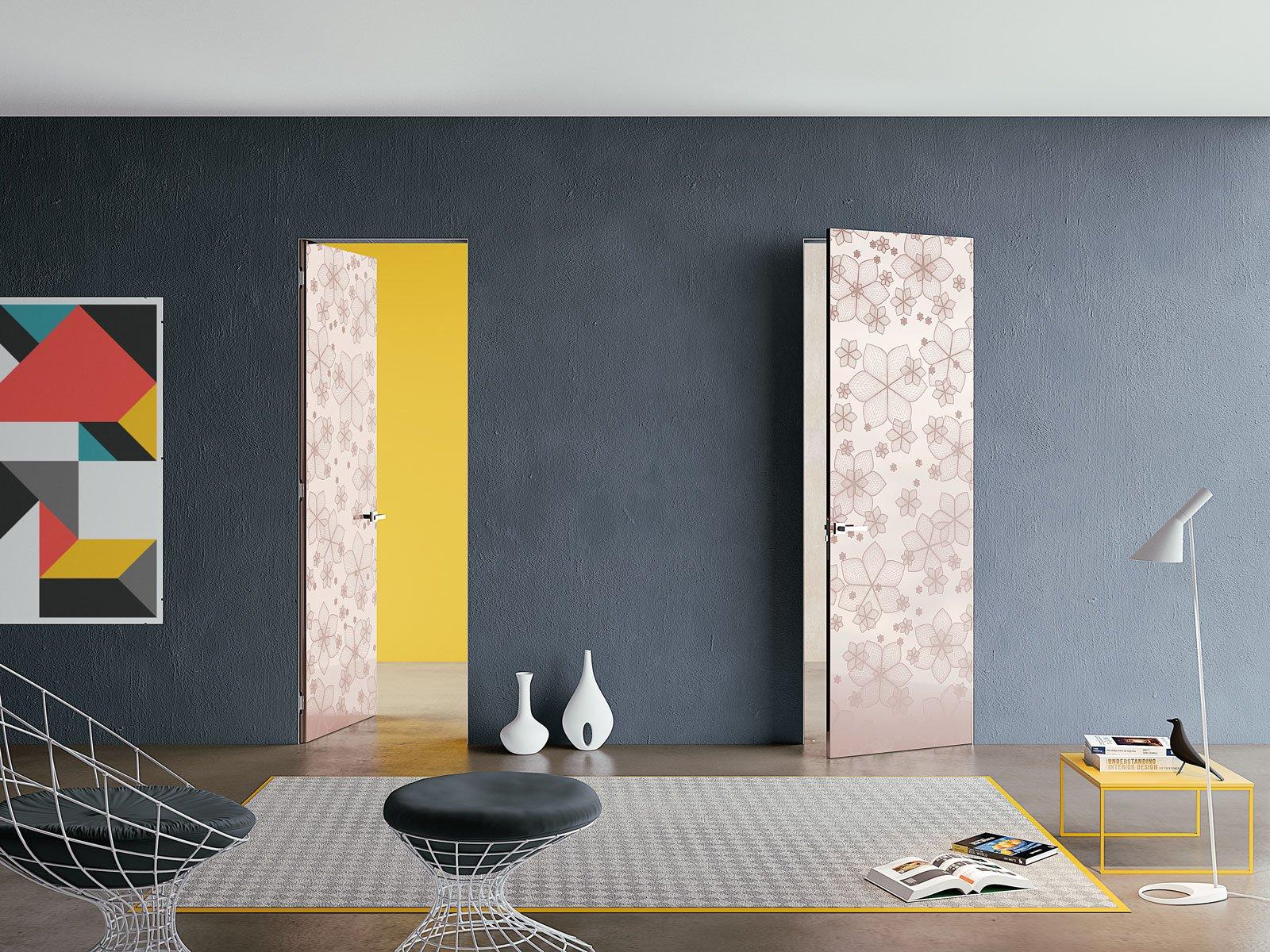 Porte a battente tinta legno laccata o decor cose di casa for Eclisse syntesis prezzo
