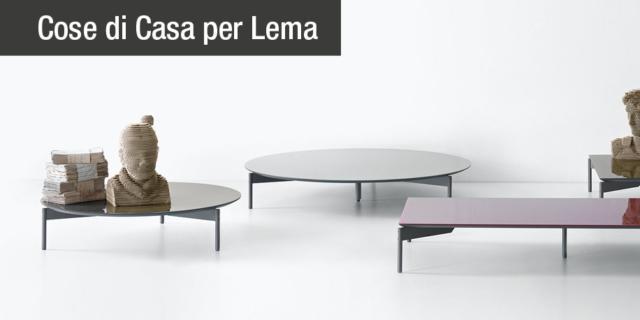 Tavolini e poltroncine Lema: per Natale, un pezzo di design!