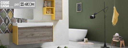 Bagno accessori arredamento e mobili cose di casa for Arreda il bagno