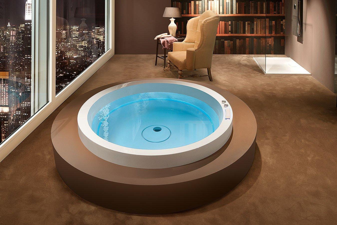 Bagno home wellness per una spa domestica cose di casa for Progetti di costruzione domestica