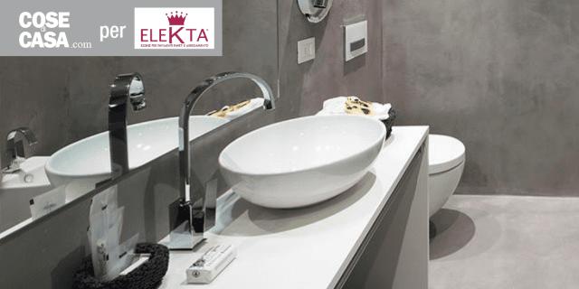 Resine Elekta: superfici rinnovate senza togliere i vecchi rivestimenti e con spessori minimi