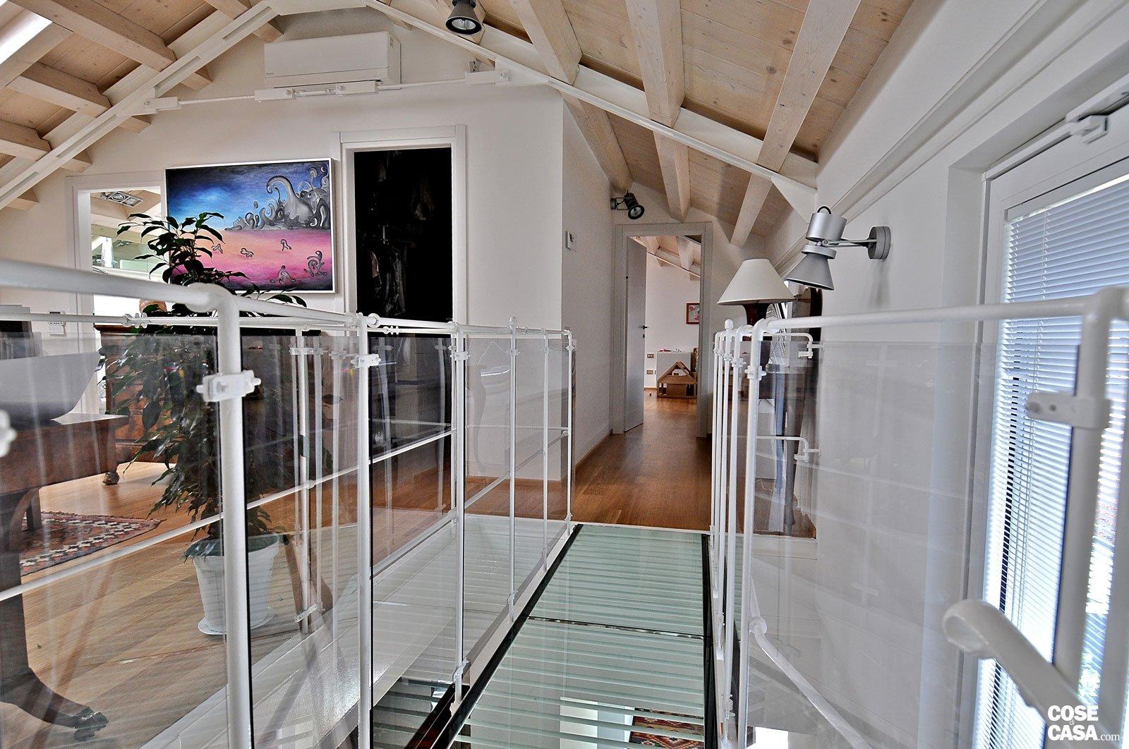 130 mq con mansarda un appartamento all 39 ultimo piano - Alzare il tetto di casa ...