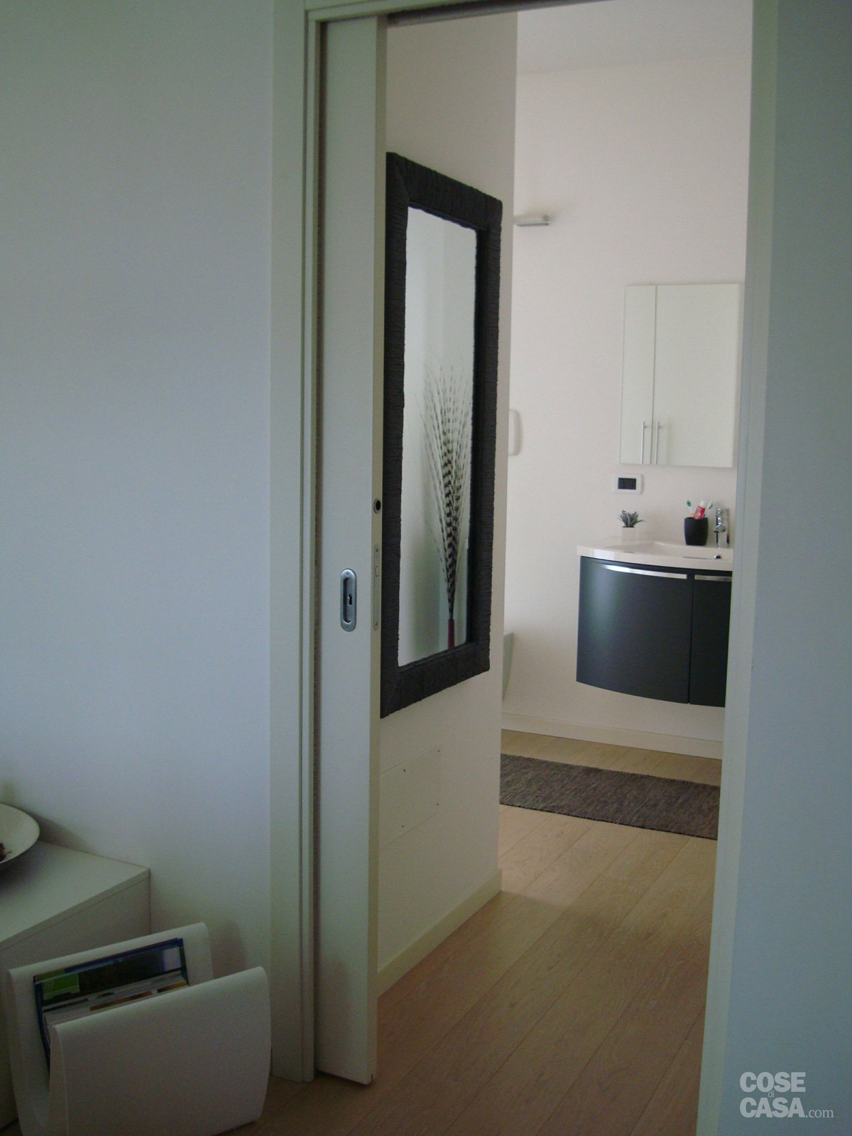 120 mq su due piani con mansarda cose di casa for Piani di casa rustici con foto
