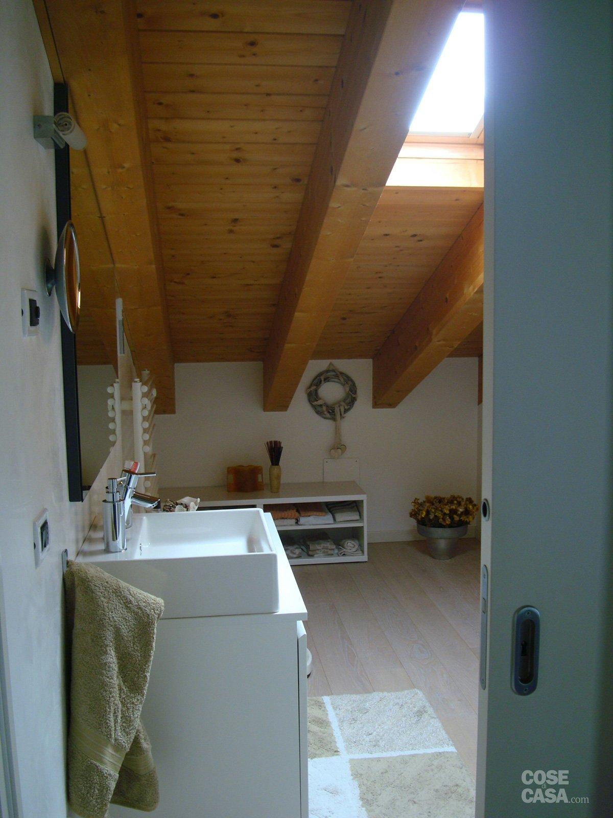 Case A Due Piani 120 mq su due piani con mansarda - cose di casa