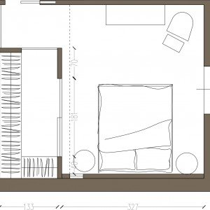 Cabina armadio due soluzioni per ricavarla cose di casa for Cabina di 300 piedi quadrati