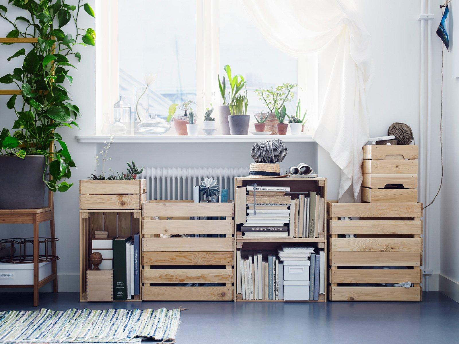 Contenitori Per Cabina Armadio : Scatole e contenitori per la casa belli e utili cose di casa
