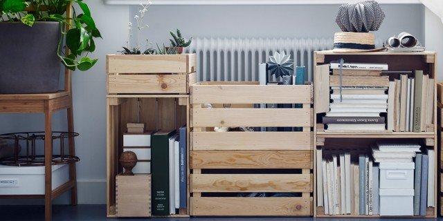 Scatole e contenitori per la casa belli e utili cose di - Oggetti in legno per la casa ...