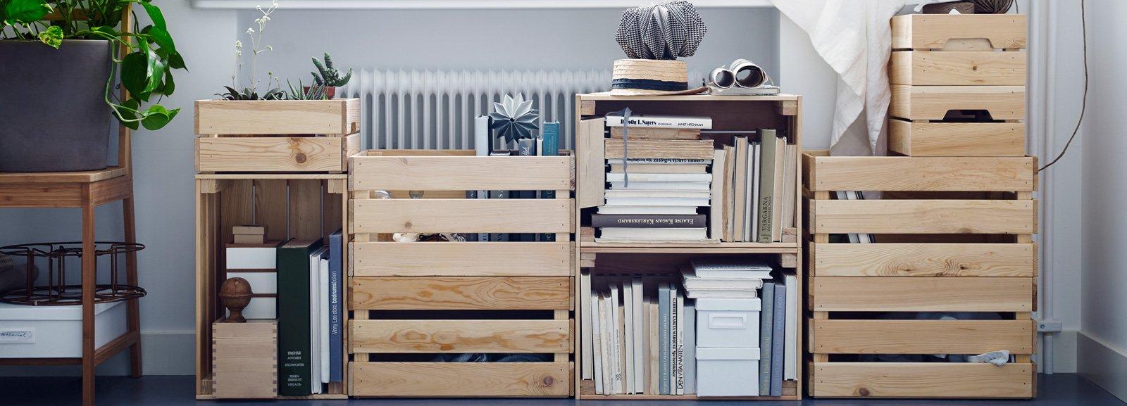 Scatole e contenitori per la casa belli e utili cose di - Cose per la casa ...