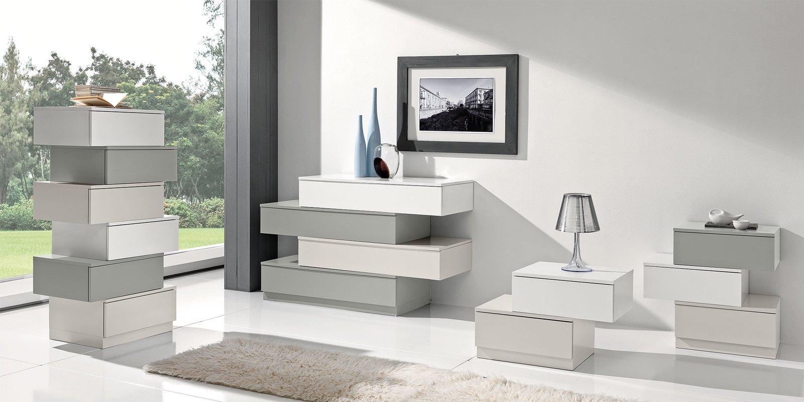 Cassettiere moderne e classiche cose di casa - Cassettiera camera da letto ...