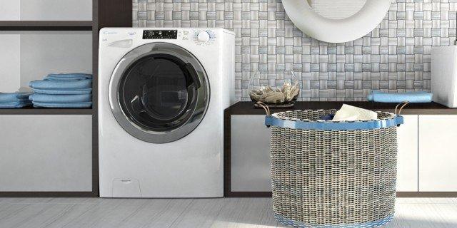 Salvaspazio: la lavasciuga, due apparecchi in uno