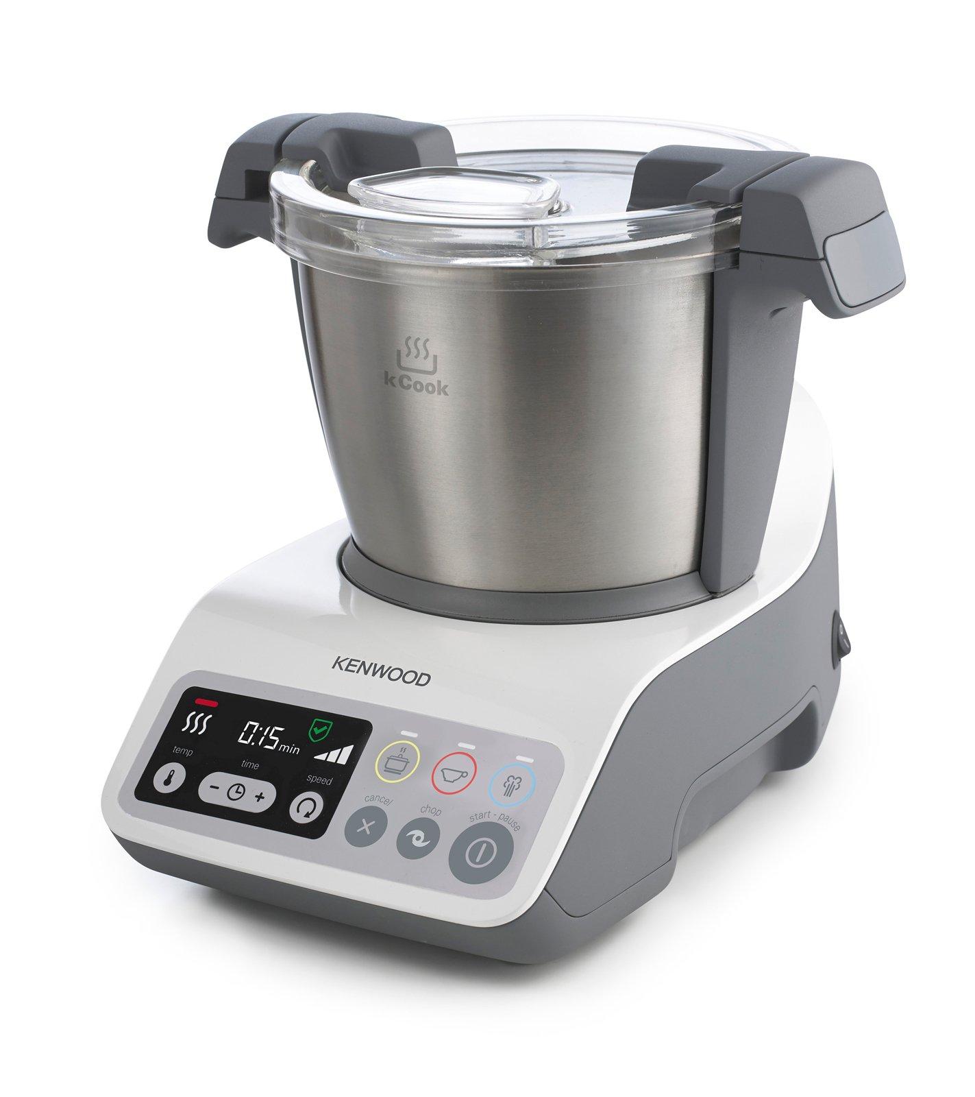 Robot multifunzione che cucinano cose di casa - Robot cucina che cuoce ...