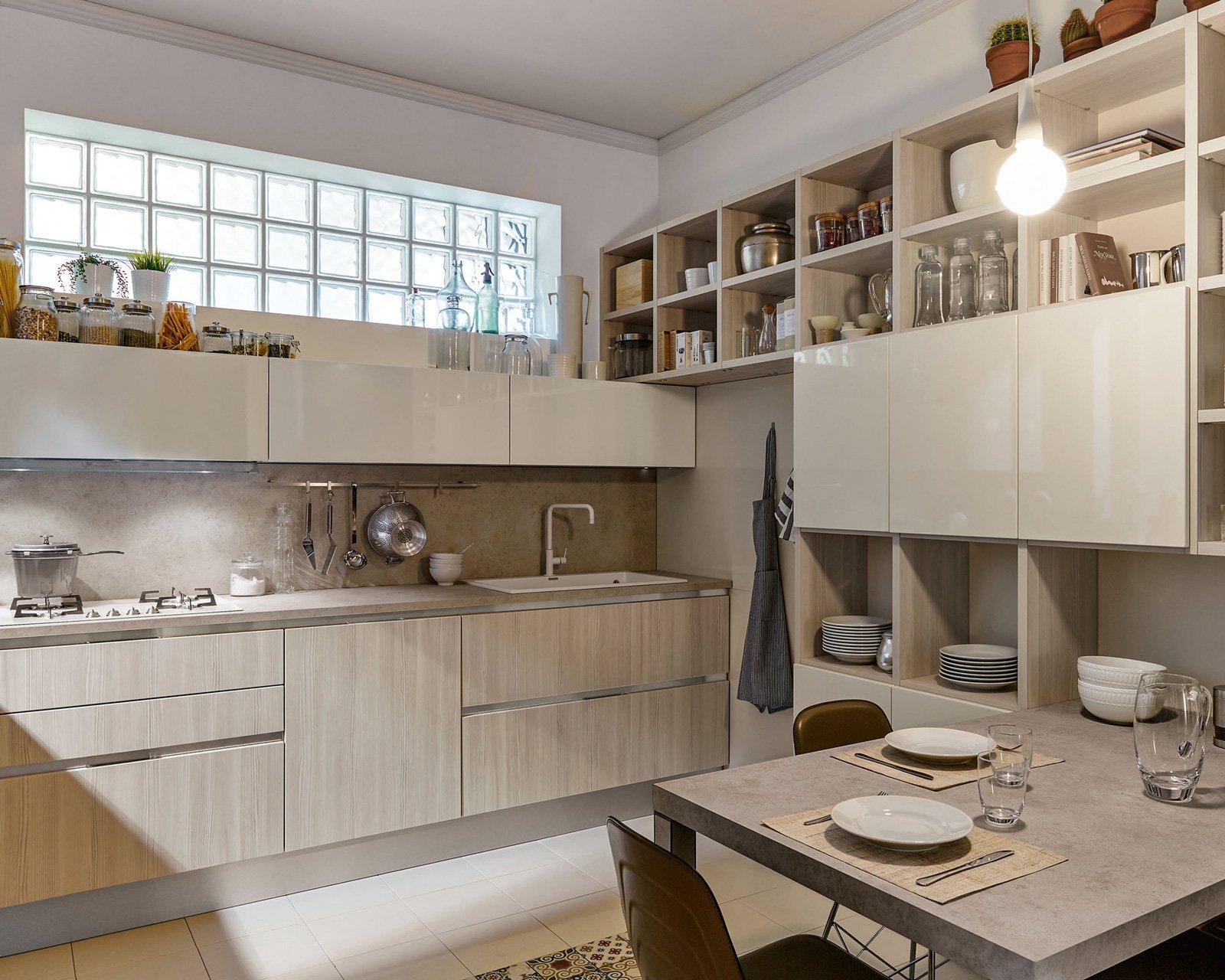 Cucine in colori ed essenze soft cose di casa - Costo cucina veneta cucine ...