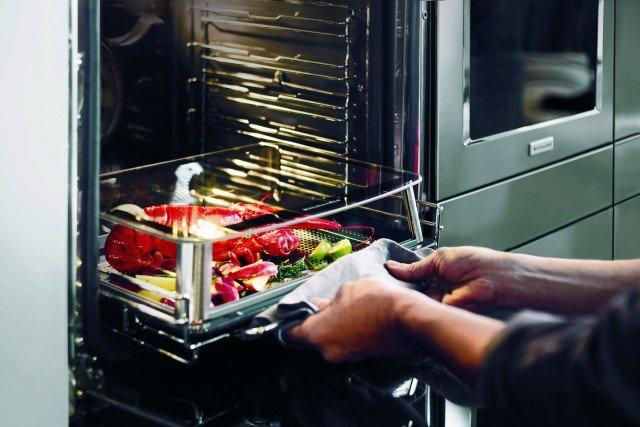 3AKitchen Aid-Twelix Artisan-accessorio forno a vapore