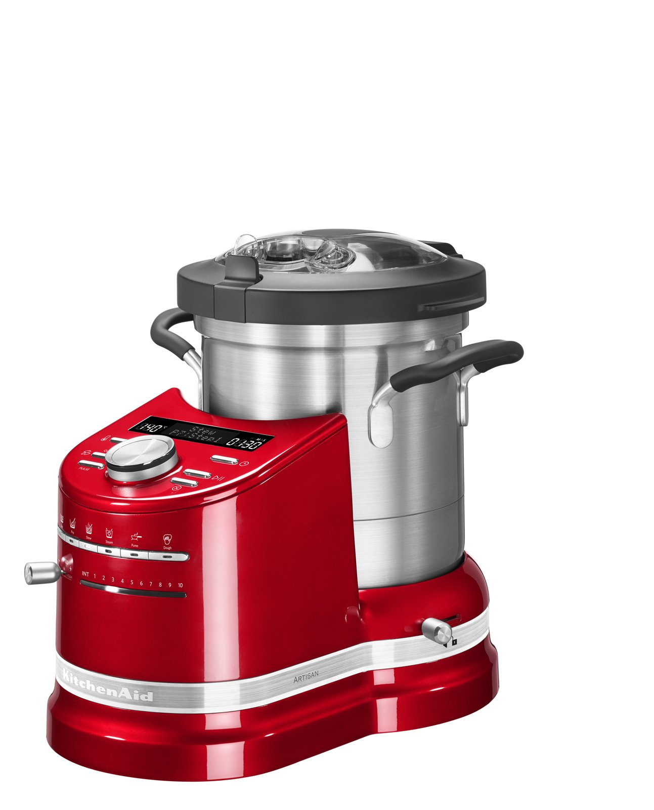 Robot che cuoce tovaglioli di carta - Robot cucina che cuoce ...