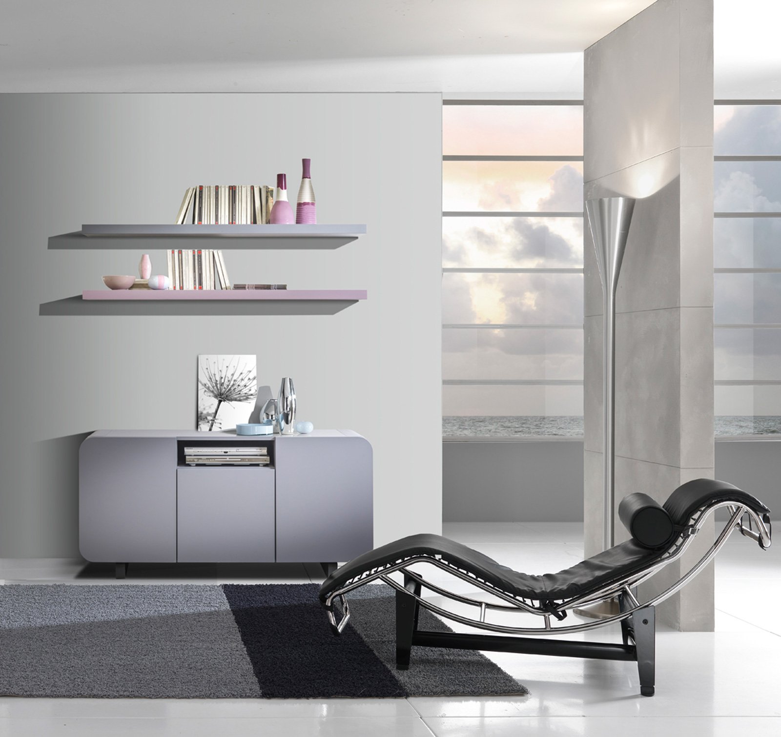 Mobile basso per il soggiorno: la madia contemporanea - Cose di Casa