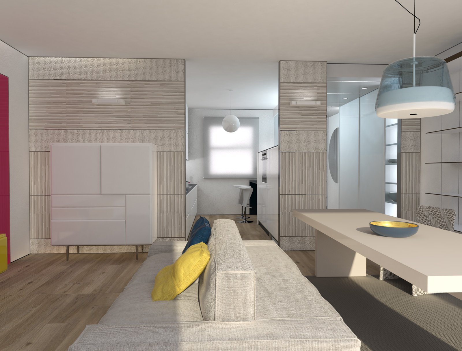 Progettare la cucina in 3d trendy impianti cucina with for Progettare una cameretta 3d