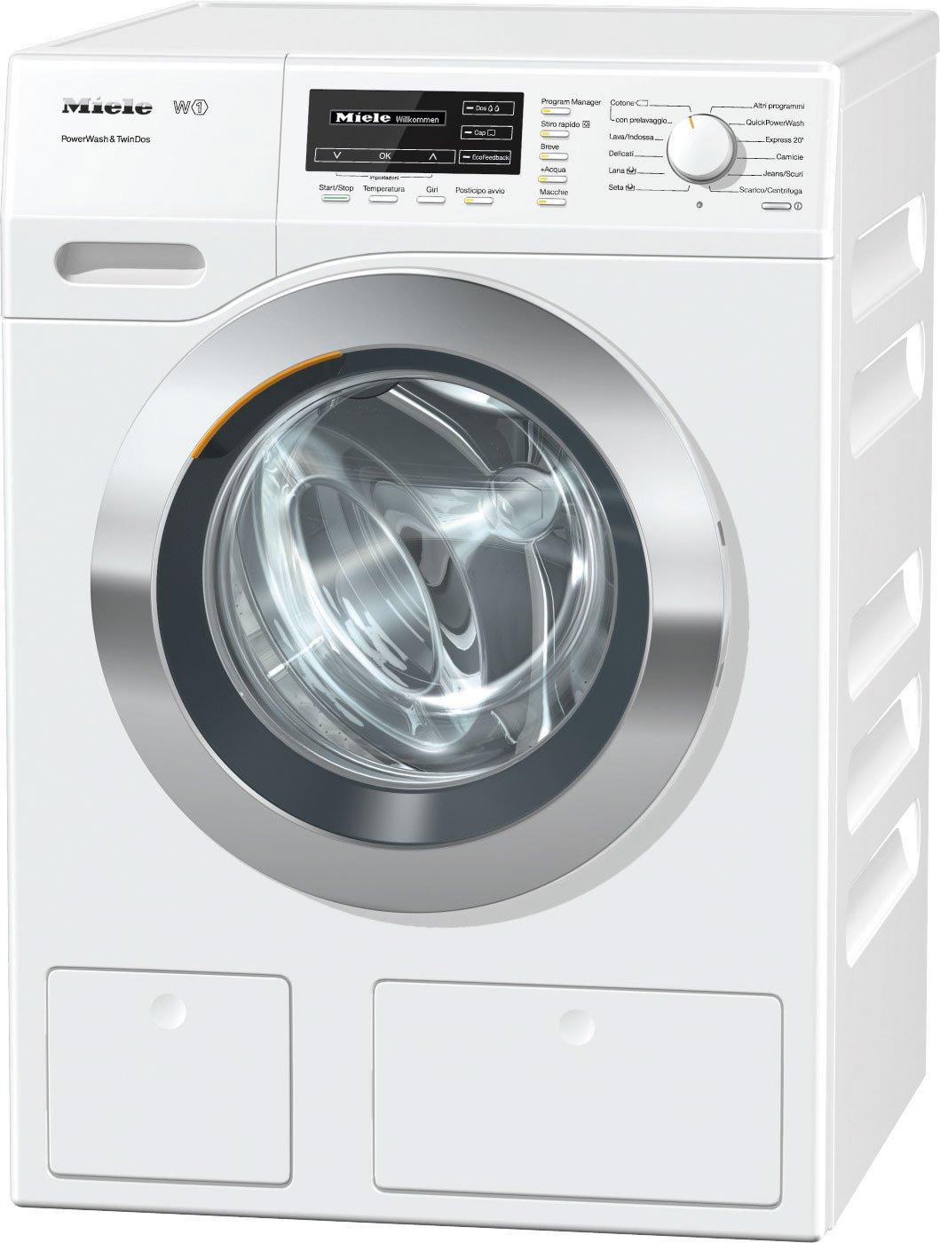 Lavatrici Per Grandi Carichi Anche L Oblo E Extra Large Cose Di Casa