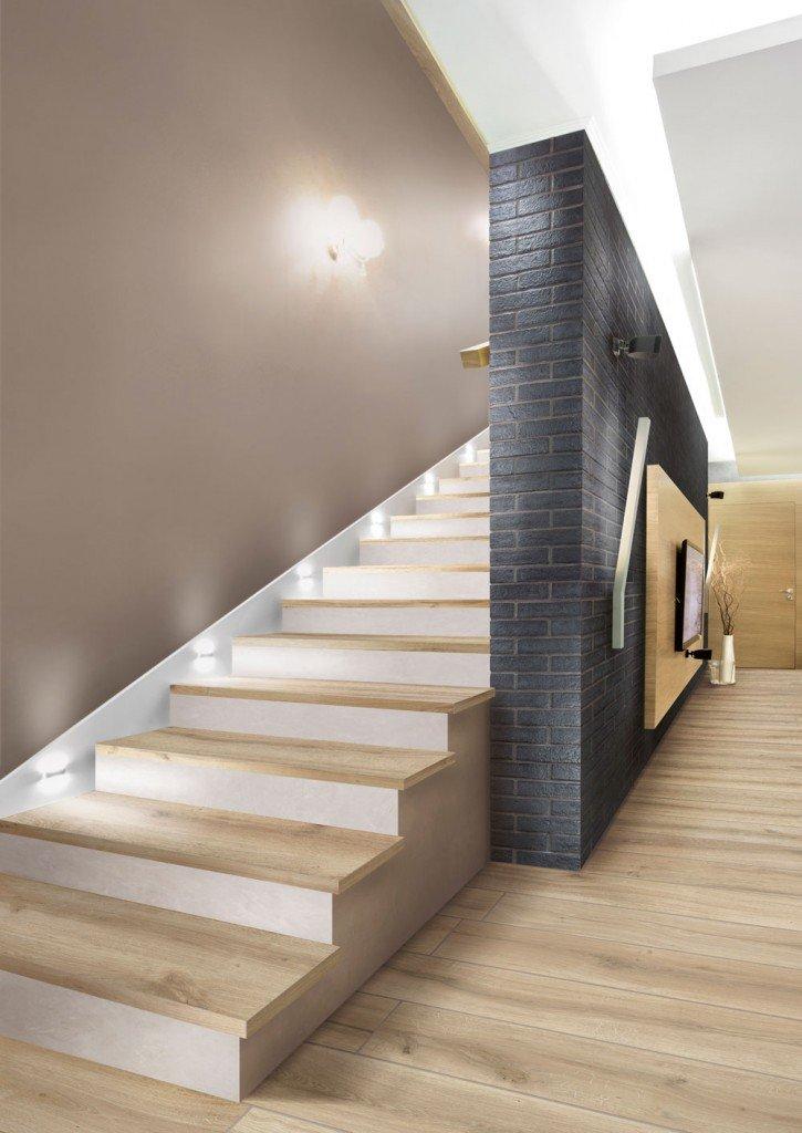Per il sottotetto scelgo cose di casa - Illuminazione sottotetto legno ...