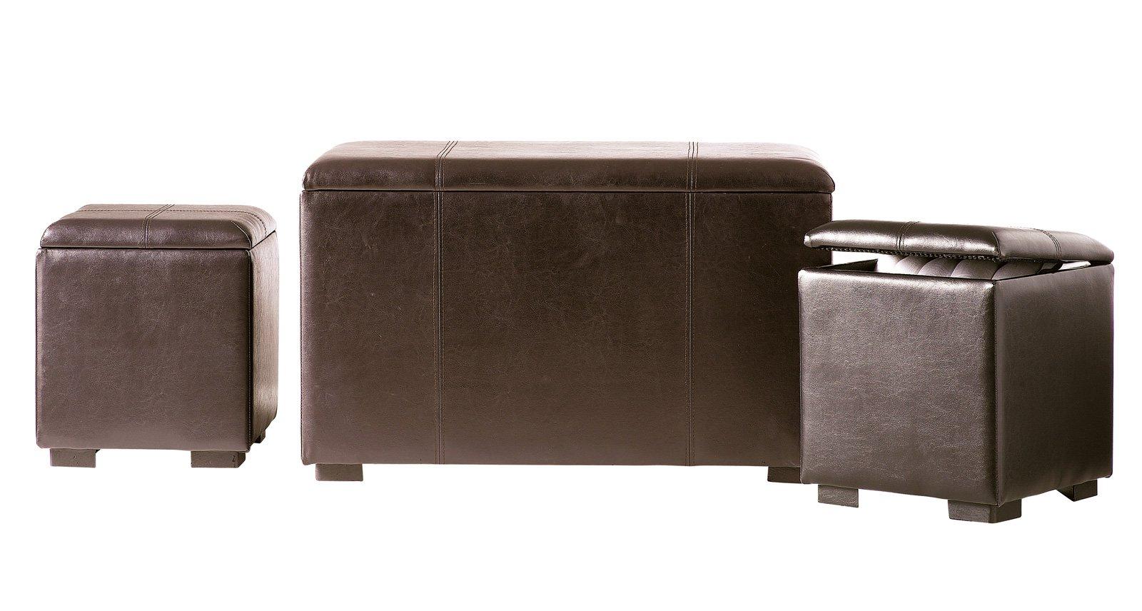 Panche Per Il Soggiorno O Per La Camera Cose Di Casa #3C2F24 1600 856 Ikea Panca Con Contenitore