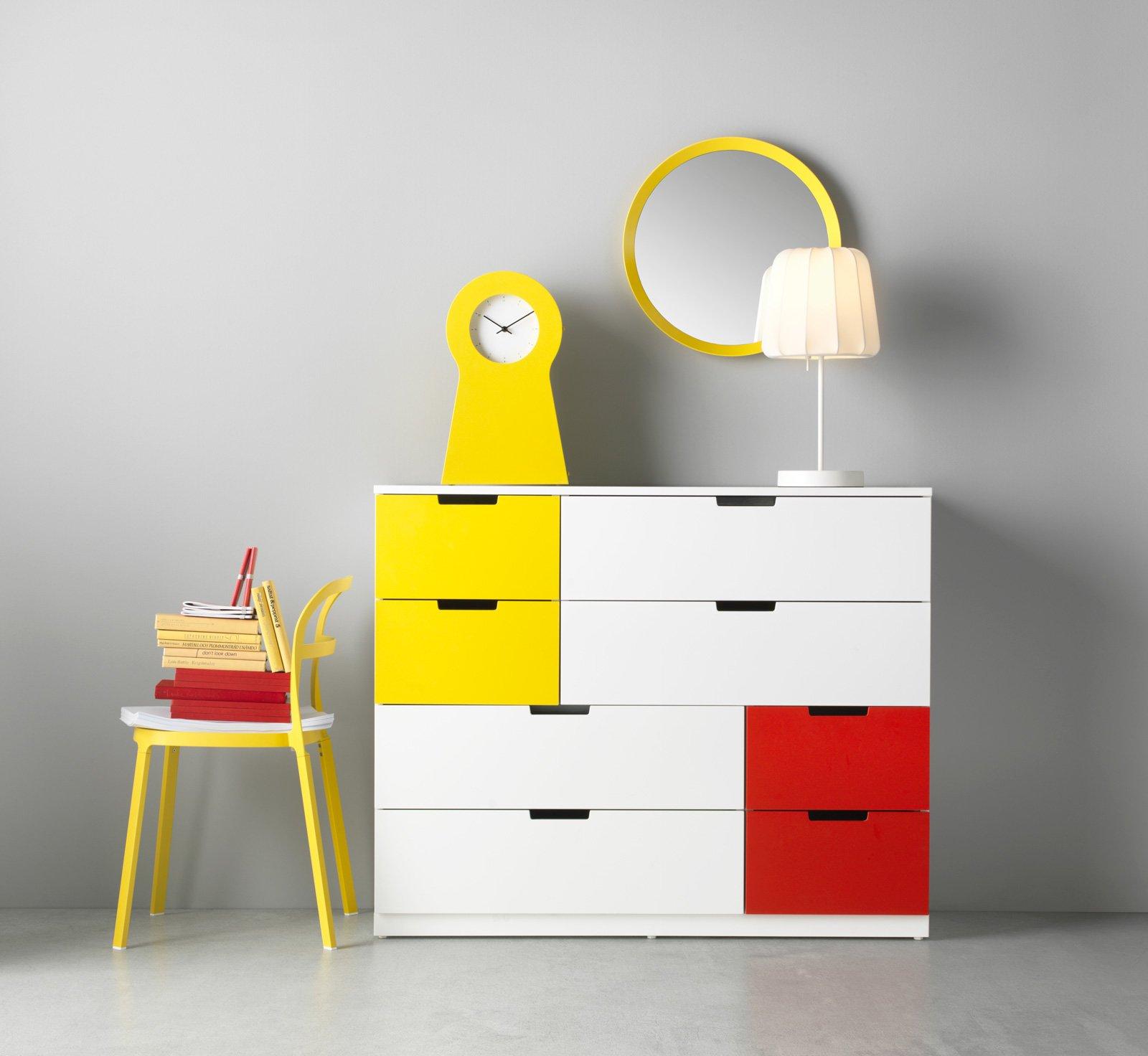 Cassettiere moderne e classiche cose di casa - Cassettiere per ufficio ikea ...