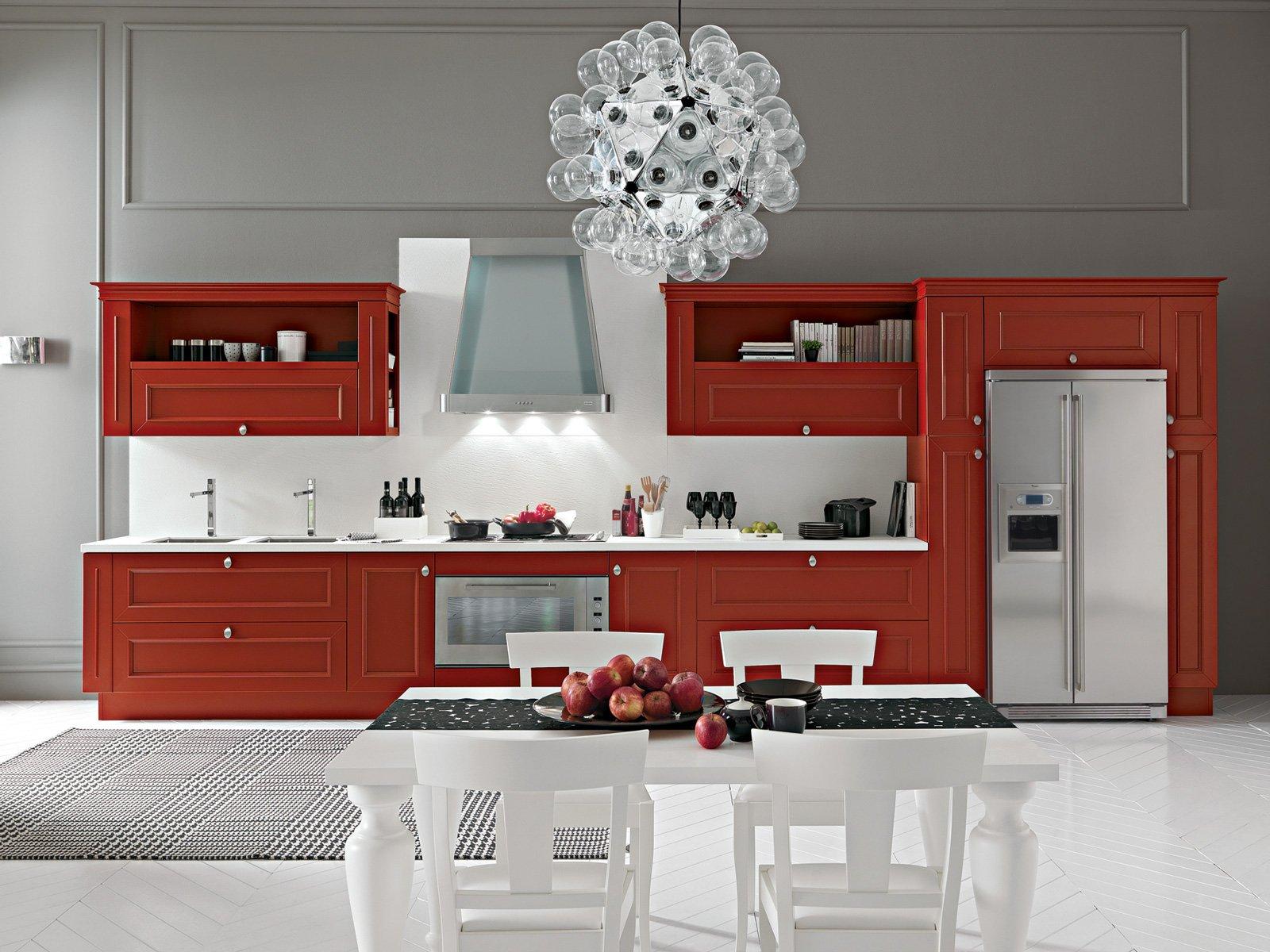 Beautiful Cucina Chantal Febal Contemporary - bakeroffroad.us ...