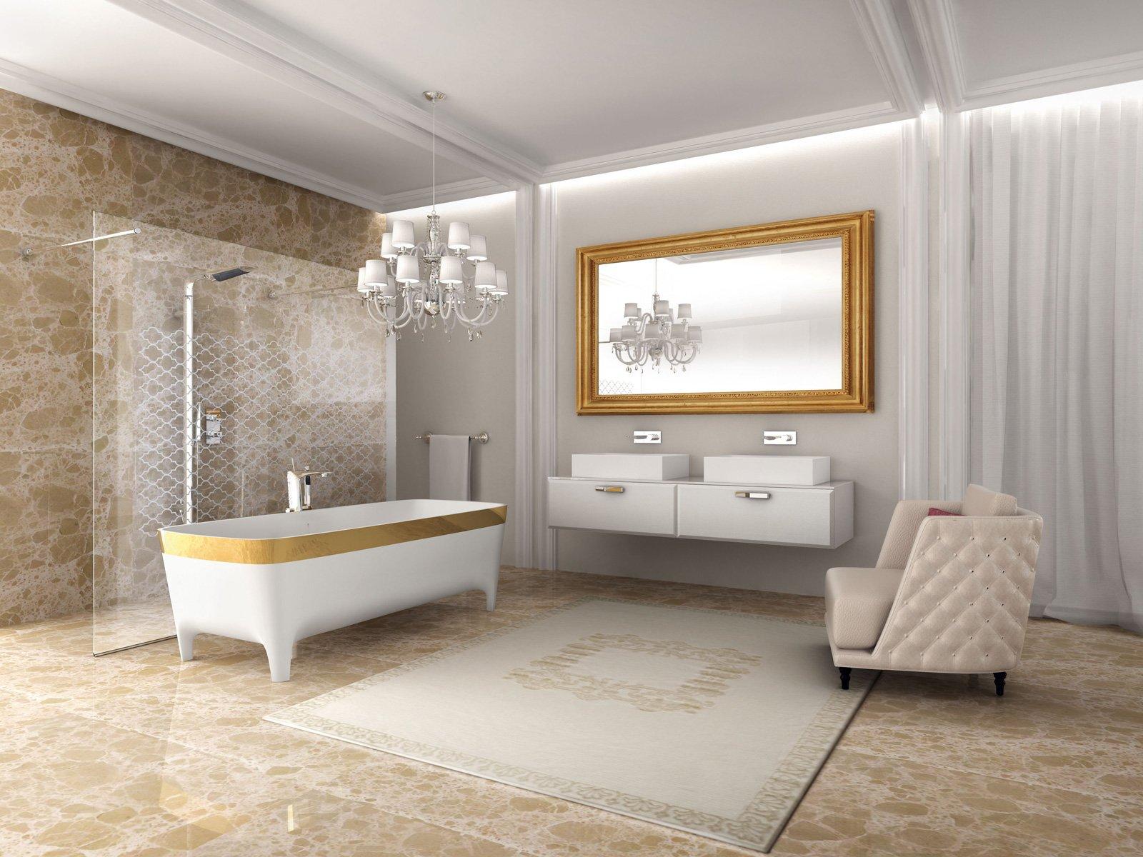Specchi sopra il lavabo cose di casa for Sala da bagno design