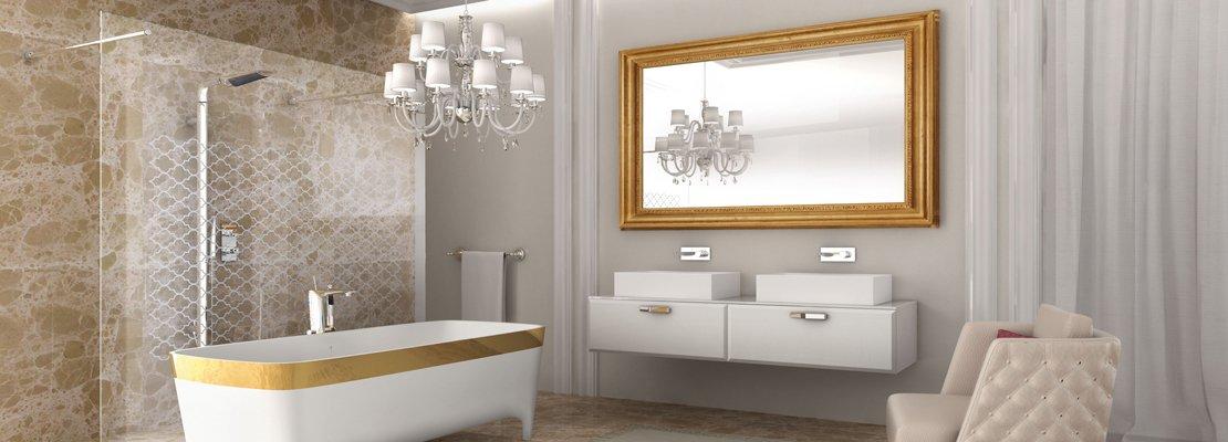 Specchi sopra il lavabo cose di casa - Oggettistica bagno ...
