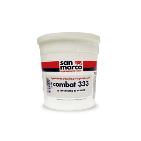 Colorificio San Marco-COMBAT 333-Muffe ed efflorescenze in bagno