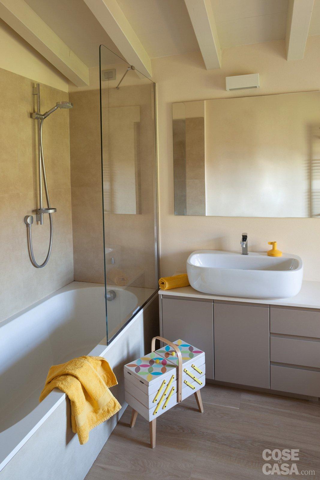 Cucina e soggiorno open space piccolo for Ambienti moderni