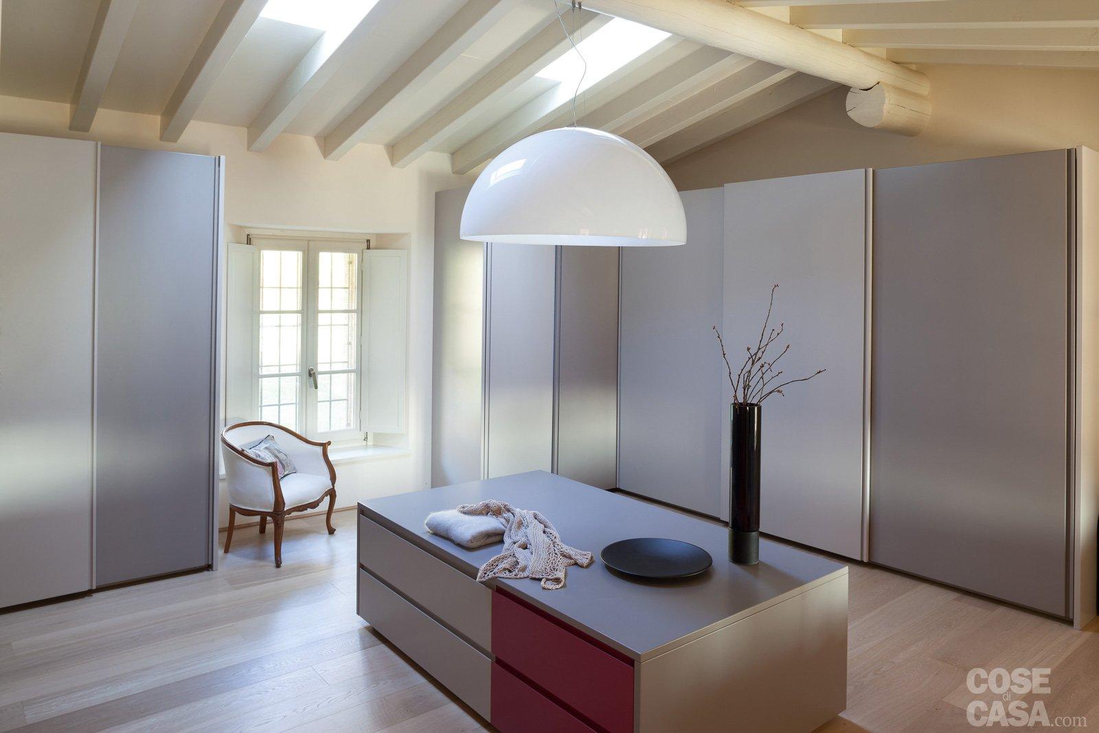Garage Design Una Casa Con Ambienti Moderni A Sfondo Rustico Cose Di Casa
