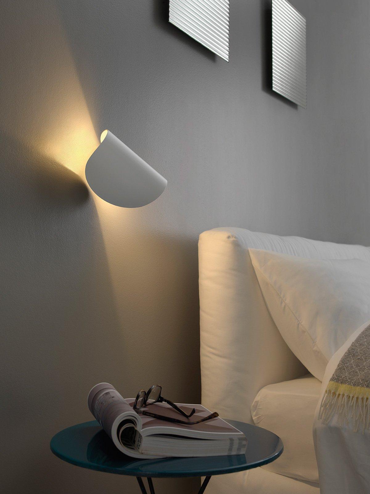 Applique Ikea Da Interno per la zona notte: abat jour da appoggio o applique? - cose