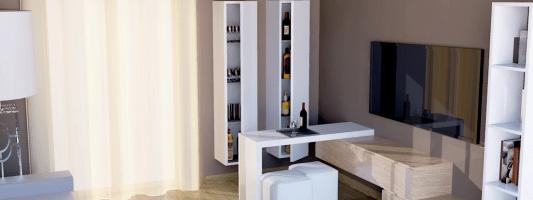 Risposte e soluzioni cose di casa for Angolo colazione contemporaneo