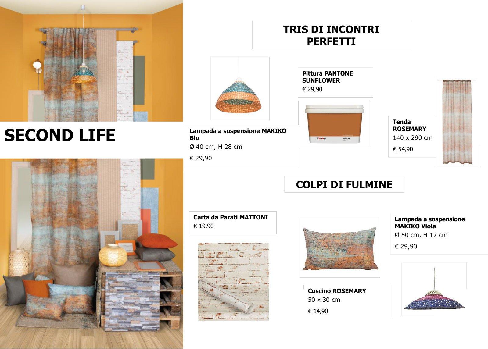 Tendenza second life cose di casa for Nuove tendenze di casa