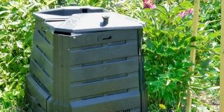 compostiera per fare concime