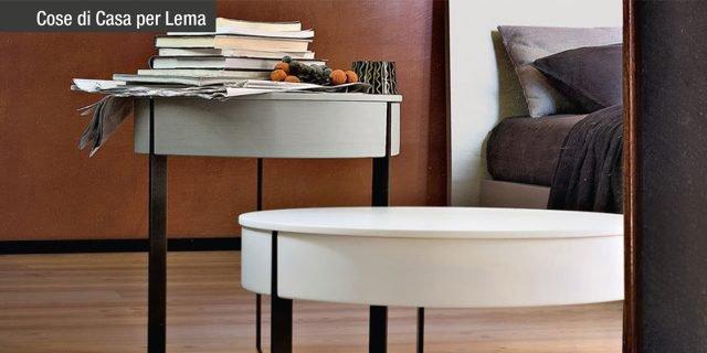 Arredare la camera comodini per ruolo anche i tavolini - Tavolini da camera ...