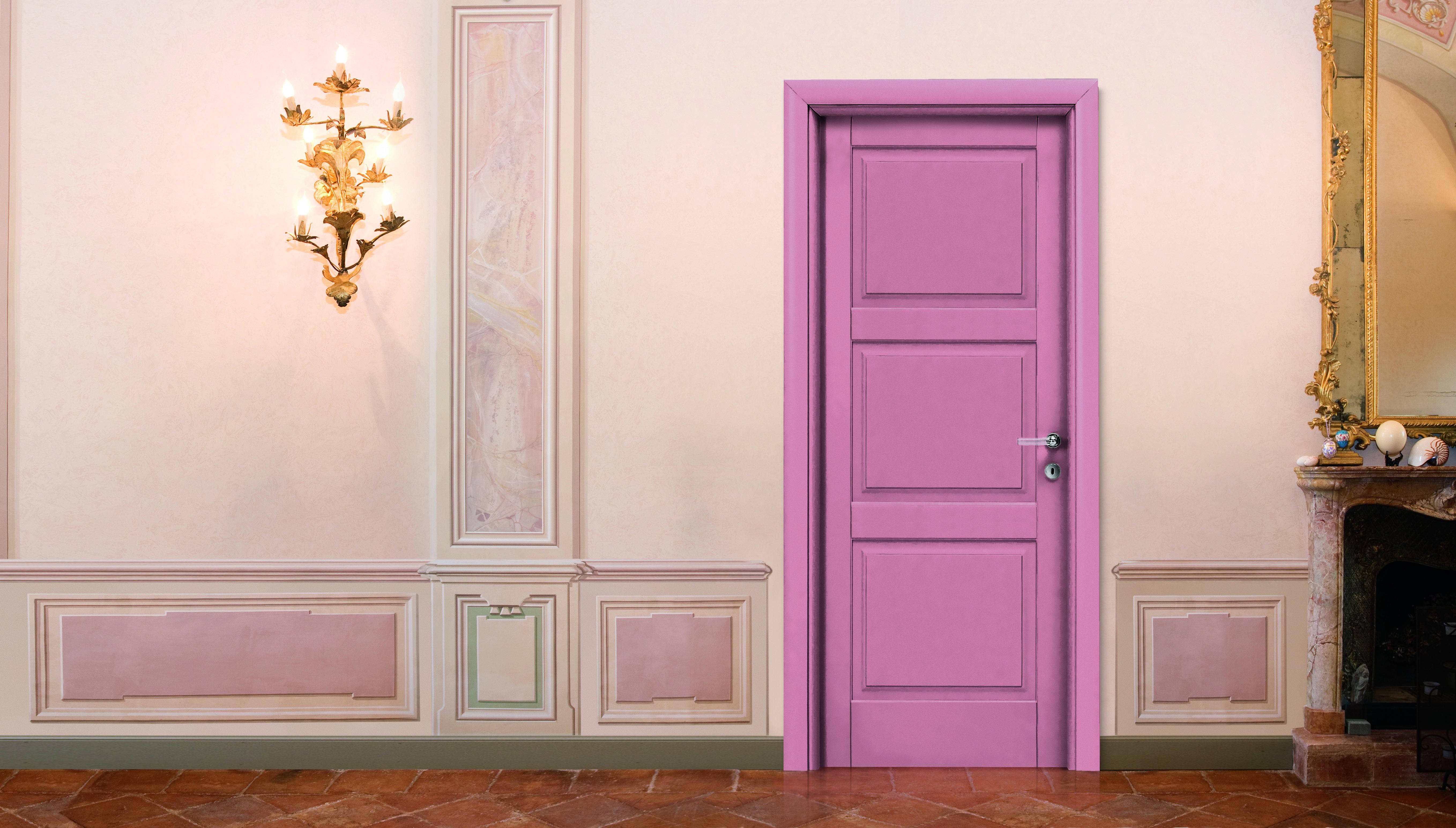 Arredare la casa con una visione rosea cose di casa for Piani di casa artigiani classici