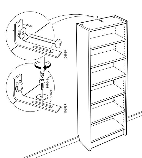 Il montaggio di un mobile pi facile di quanto si pensi for Un insieme di mobili