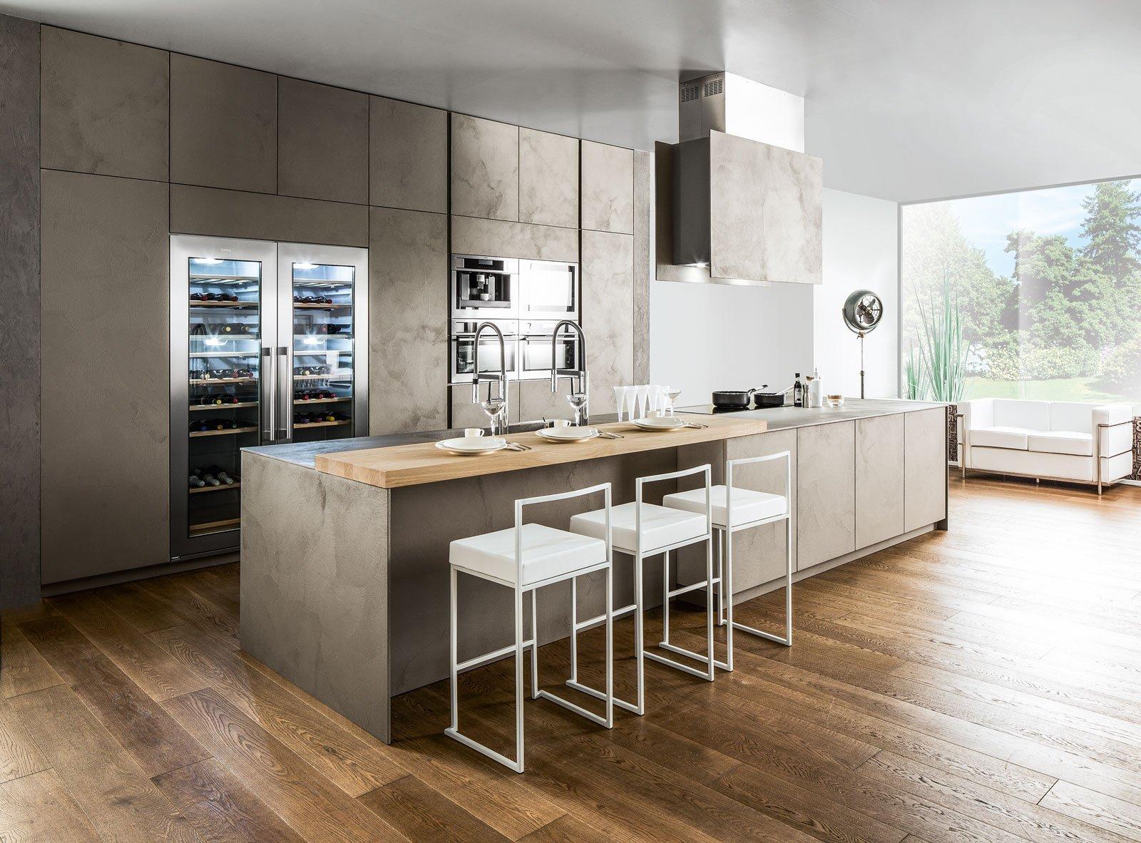 Cucine con cappa decorativa cose di casa - Arrex cucine moderne ...