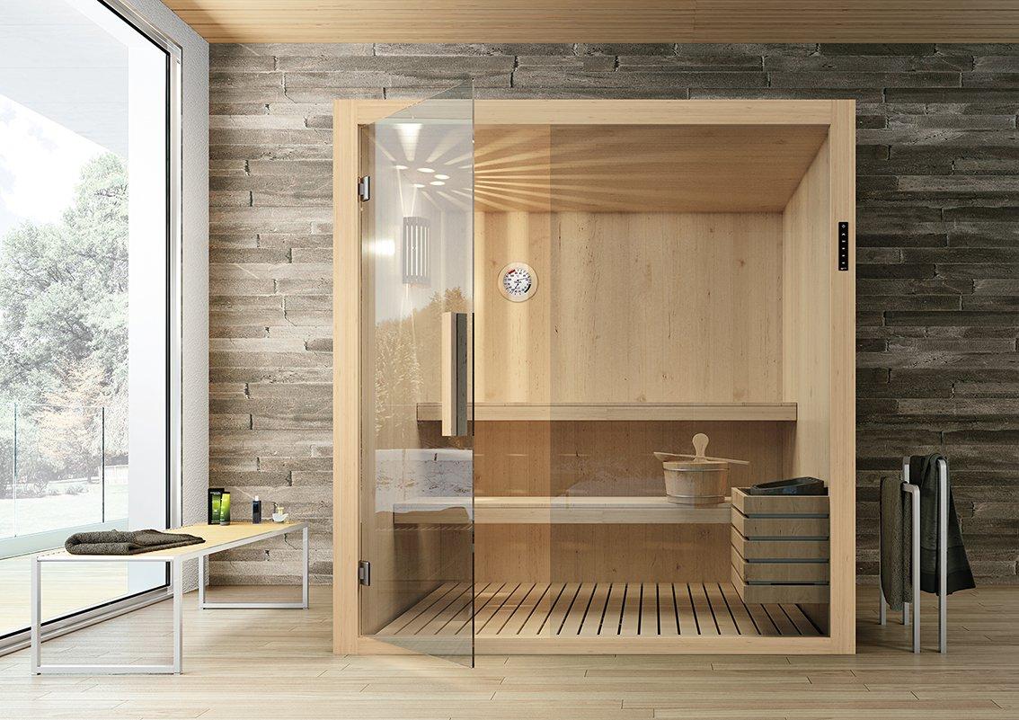 Non solo sauna e bagno turco il benessere secondo hafro - Bagno con sauna ...
